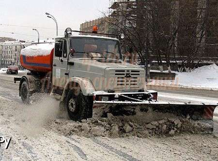 Ассенизатор ЗИЛ Водовоз КДМ МДК