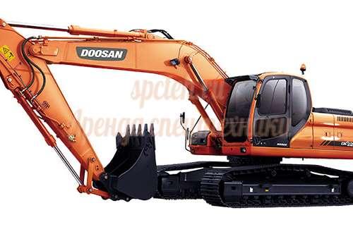 Экскаватор Doosan DX 225 LCA