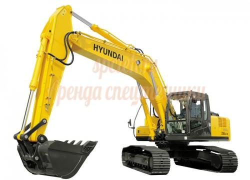 Экскаватор Hyundai 170